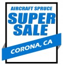 Aircraft Spruce West Super Sale